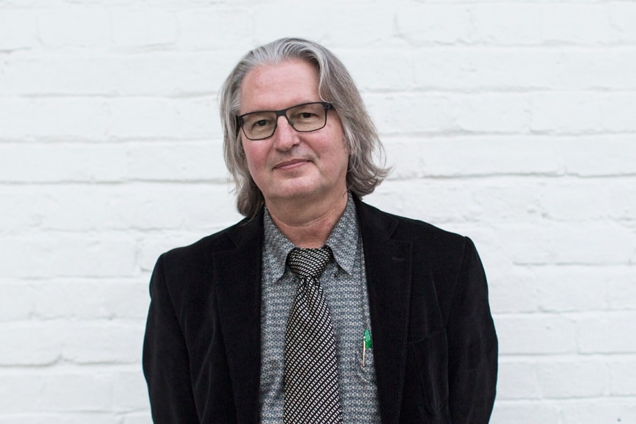 Author Bruce Sterling Bio And Signed Books Vj Books