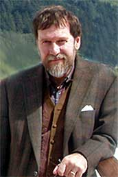 Author Michael Cadnum