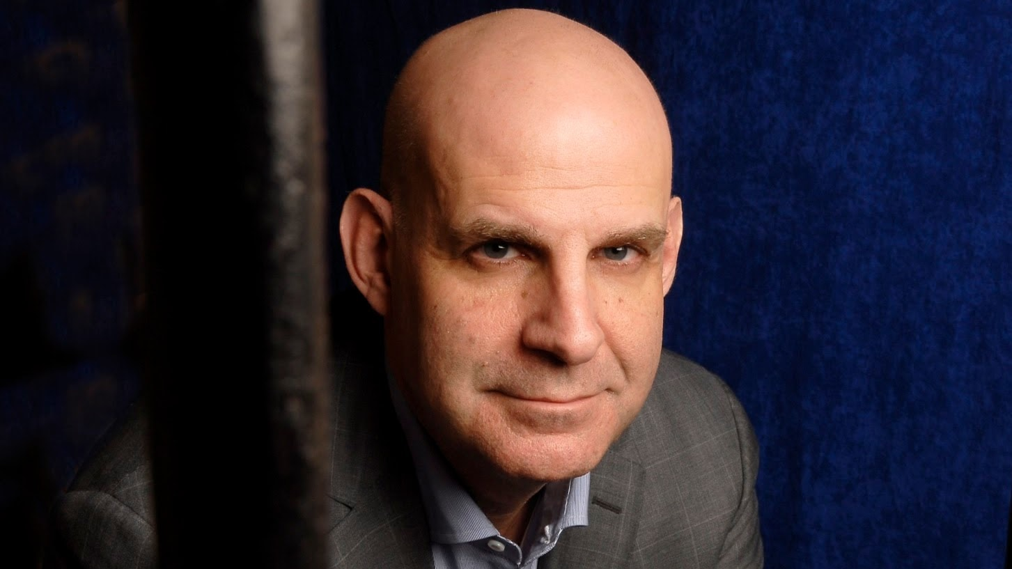 Author Harlan Coben Bio and Signed Books - VJ Books