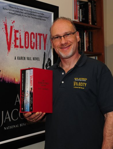 Alan Jacobson with Karen Vail Trilogy Collector's Edition