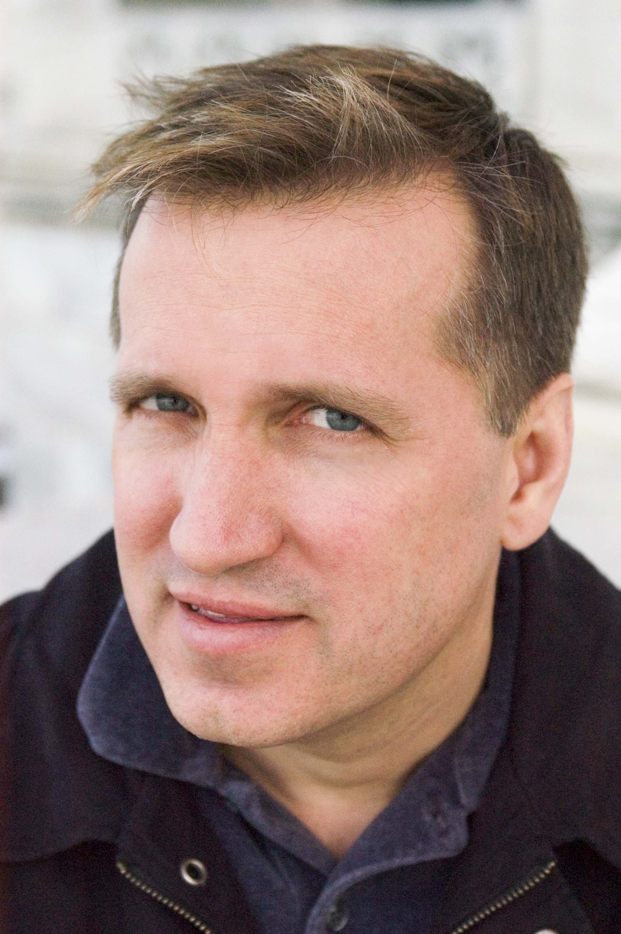 Author James Rollins