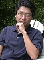 Author Chang-rae Lee
