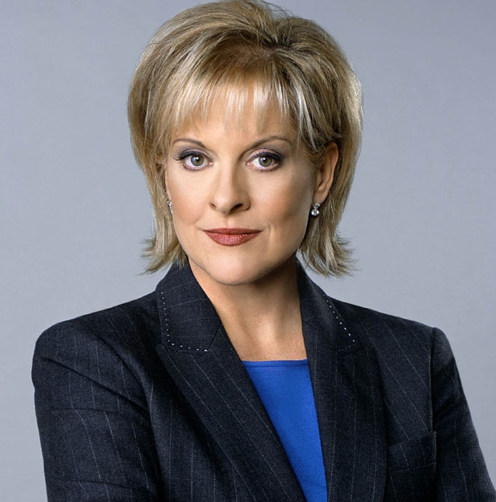Author Nancy Grace