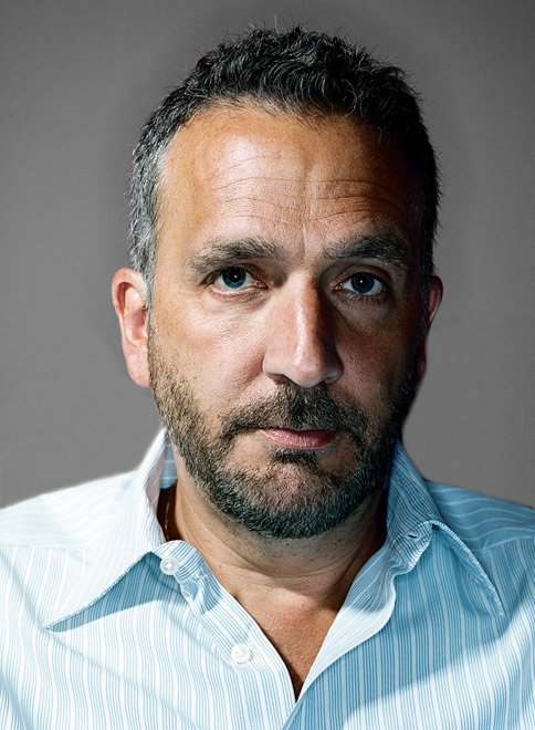 Author George Pelecanos