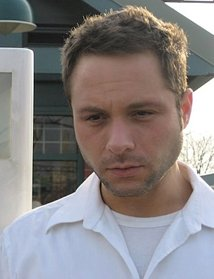 Author Nic Pizzolatto