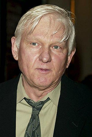 Author David Rabe
