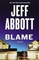 Blame | Abbott, Jeff | Signed First Edition Book