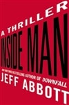 Abbott, Jeff - Inside Man (Signed First Edition)