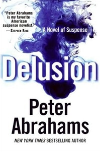 Delusion | Abrahams, Peter | Signed First Edition Book