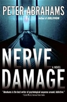 Nerve Damage | Abrahams, Peter | Signed First Edition Book