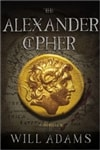 Adams, Will - Alexander Cipher (Signed First Edition)