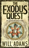 Exodus Quest, The | Adams, Will | Signed 1st Edition UK Trade Paper Book
