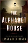 Alphabet House, The | Adler-Olsen, Jussi | Signed First Edition Book