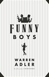 Funny Boys | Adler, Warren | Signed First Edition Book