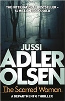 Scarred Woman, The | Adler-Olsen, Jussi | Signed UK First Edition Book