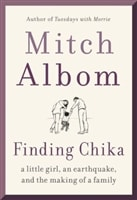 Finding Chika | Albom, Mitch | Signed First Edition Book