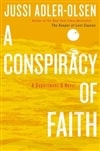 Adler-Olsen, Jussi - Conspiracy of Faith, A (Signed, 1st)