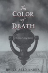 Alexander, Bruce - Color of Death, The (Signed First Edition)