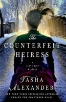 Counterfeit Heiress, The | Alexander, Tasha | Signed First Edition Book