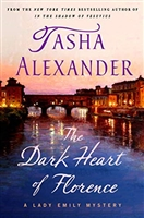 Dark Heart of Florence, The | Alexander, Tasha | Signed First Edition Book