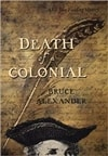 Death of a Colonial | Alexander, Bruce | Signed First Edition Book
