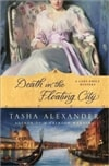 Death in the Floating City by Tasha Alexander (Signed First Edition Book)
