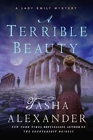 Terrible Beauty, A | Alexander, Tasha | Signed First Edition Book