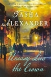 Uneasy Lies the Crown by Tasha Alexander | Signed First Edition Book