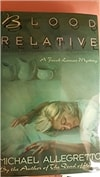 Blood Relative | Allegretto, Michael | First Edition Book