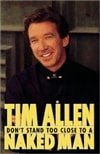 Allen, Tim | Don't Stand Too Close to a Naked Man | Signed First Edition