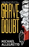 Grave Doubt | Allegretto, Michael | Signed First Edition Book