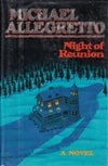NIght of Reunion | Allegretto, Michael | Signed First Edition Book