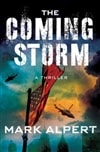 The Coming Storm by Mark Alpert | Signed First Edition Book