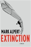 Extinction | Alpert, Mark | Signed First Edition Book