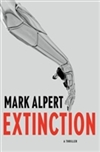 Alpert, Mark | Extinction | Signed First Edition Book