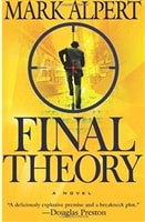 Final Theory | Alpert, Mark | Signed First Edition Book