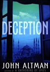 Altman, John - Deception (Signed First Edition)