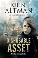 Disposable Asset | Altman, John | Signed UK Edition Book
