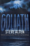 Goliath | Alten, Steve | Signed First Edition Book