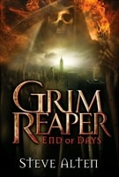 Grim Reaper | Alten, Steve | Signed First Edition Book