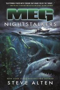 MEG: Nightstalkers by Steve Alten