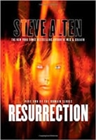 Alten, Steve - Resurrection (Signed First Edition)