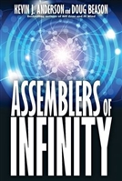 Anderson, Kevin J. | Assemblers of Infinity | Signed First Edition Copy