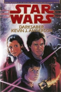 Star Wars: Darksaber | Anderson, Kevin J. | Signed First Edition Book