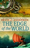 Edge of the World, The: Terra Incognita Book One | Anderson, Kevin J. | Signed First Edition Trade Paper Book