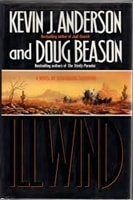 Ill Wind | Anderson, Kevin J. & Beason, Doug | Double-Signed 1st Edition