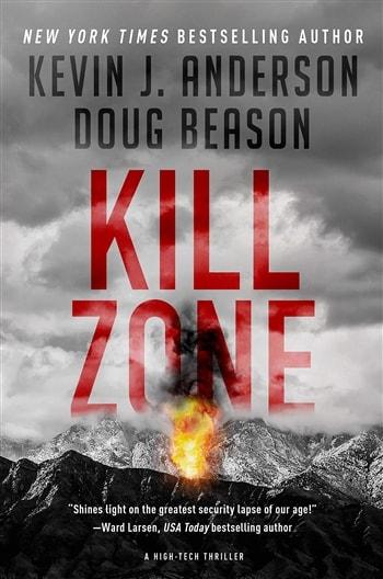 Kill Zone by Kevin J. Anderson & Doug Beason