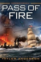 Anderson, Taylor | Pass of Fire | Signed First Edition Copy