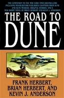 The Road to Dune by Kevin J. Anderson & Brian Herbert & Frank Herbert | Double Signed First Edition Book