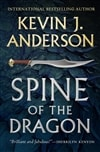 Anderson, Kevin J. | Spine of the Dragon | Signed First Edition Copy